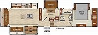 Coachmen-2019-Chaparral-392MBL-2