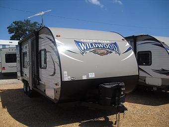 2017-WILDWOOD X-LITE 261BHXL