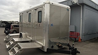 2018 FOREST RIVER CARGO MATE CENTURY III MOBILE RESTROOM 2