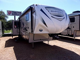Coachmen-2018-Chaparral-336TSIK