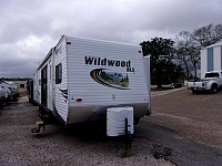 FOREST RIVER WILDWOOD DLX 4002Q 2013