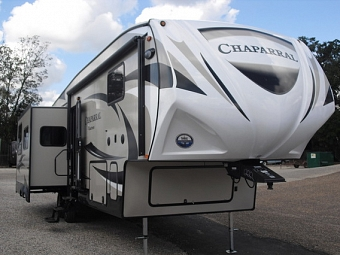2015 Coachmen Chaparral 324TSRK