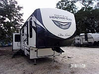 Forest River-2019-Heritage Glen Elite Series 34RL