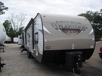 2016 Forest River Wildwood 36BHBS