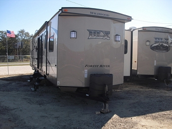 2016 Forest River Wildwood DLX 4002Q