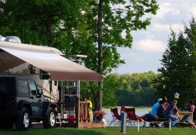 DIY RV Glamping Tips
