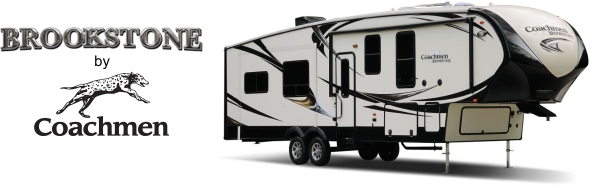 Brookstone Fifth Wheels by Coachmen RV