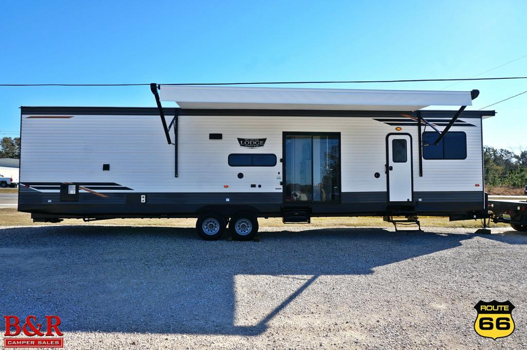 2021 Forest River Wildwood DLX 4002Q