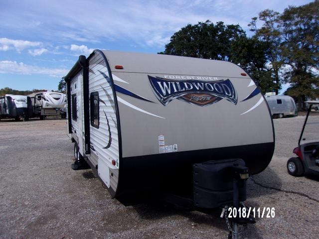 Forest River-2017-Wildwood-261BHXL-2