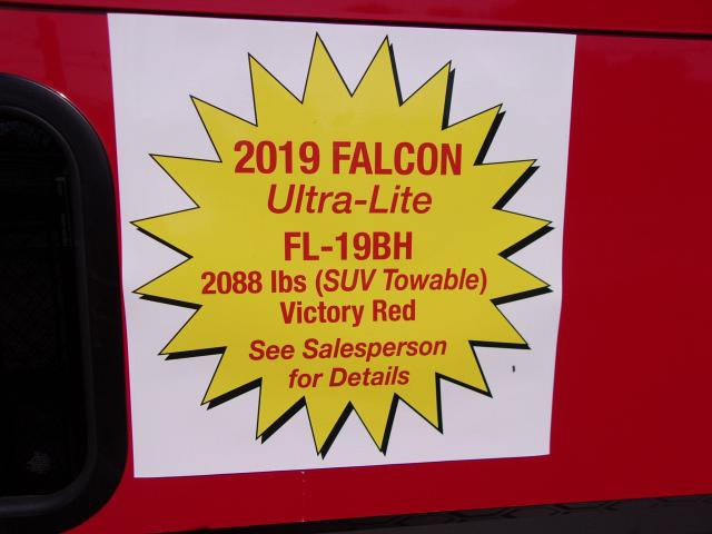 Travel Lite-2019-Falcon-19BH