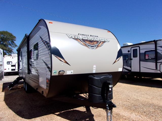 2018 Forest River Wildwood 27DBK