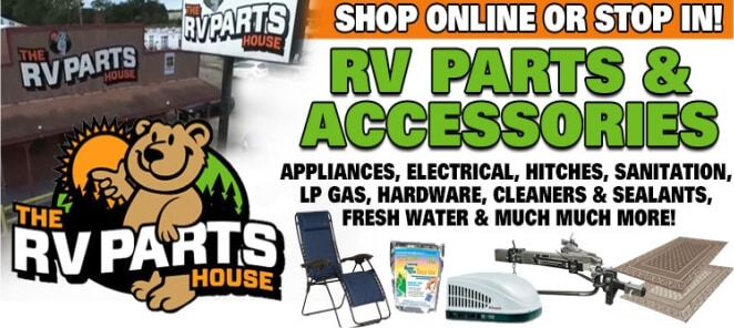 The RV Parts House